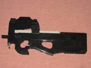 Lego FN-P90