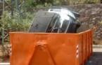 Dumpster Car