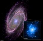 M81: Feeding a Black Hole