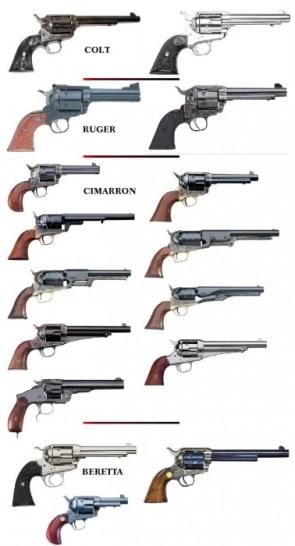 Cowby Revolvers