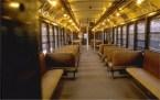 Inside an SIRT car