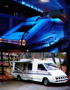 Star Tours VS Winnebago