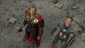Thor & Cap