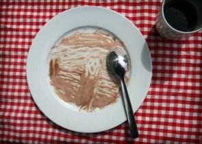 Art on a plate