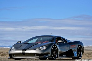 SSC Ultimate Aero Twin Turbo