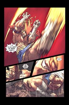 God Of Muay Thai