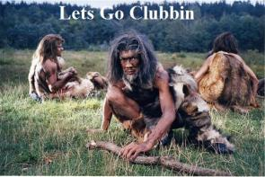 The Real Cavemen of Jersey Shore