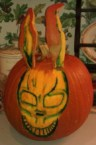 Donnie Darko JackOLantern