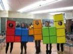 Tetris costume