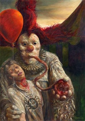 Clown from Hell