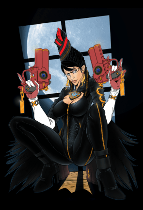 bayonetta art part III