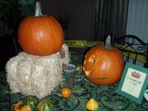 2 Pumpkins 1 Cup