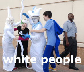 white people