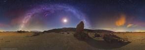 panorama galaxy