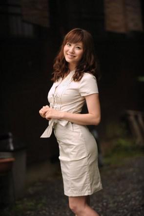 cute asian smile