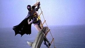 Batman Vs. Shark