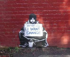 Another Banksy Mural