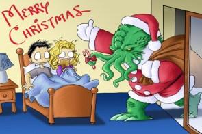 Merry Cthulhu