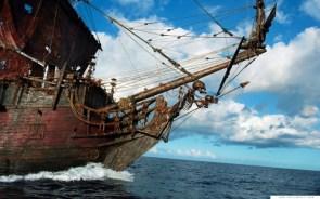 Blackbeards Ship