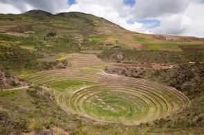 Moray Inca Ruins