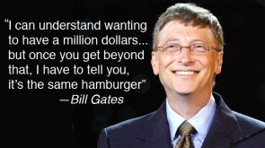 Bill Gates – Hamburgers