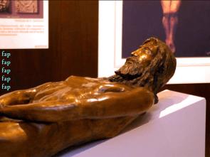Jesus faps