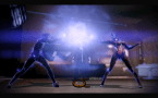Mass Effect 2 cat fight
