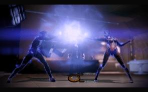 Mass Effect 2 cat fight