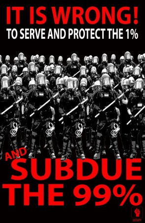Serve,Protect,Subdue
