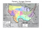 The Hunger Games Map