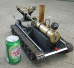 R/C Steamtank