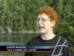 Kick a Ginger