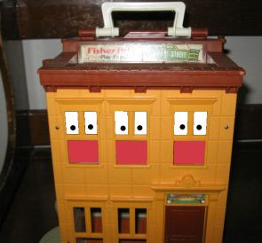 Fisher Price house of lost souls