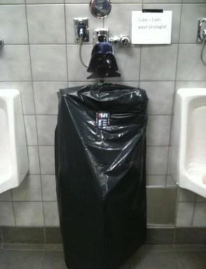 Darth Urinal