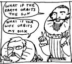 Galileo got no respect
