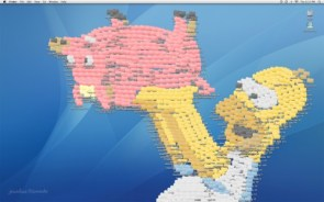 Homer Mac OS X