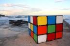 beach cube