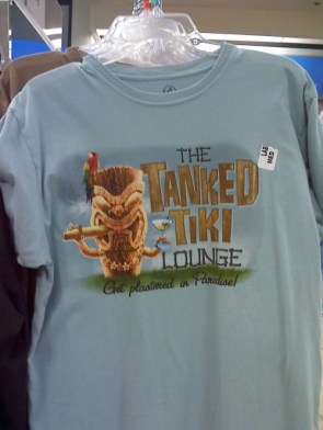 The Tank Tiki Lounge T-Shirt – Get Plastered In Paradise!