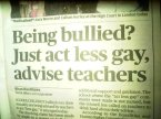 Being bullied?