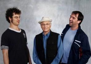 Matt Stone, Norman Lear and Trey Parker