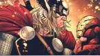 Thor and Tony