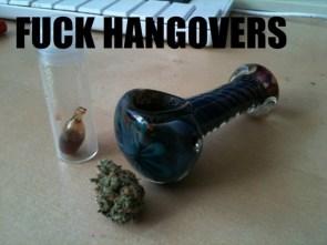 Fuck hangovers