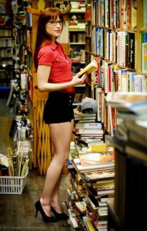 fuckable librarian