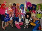 Jem and the Holograms Cosplay