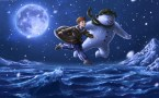 The Snowman – wallpaper and link