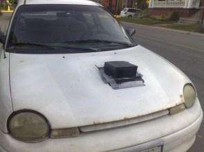 Ghetto supercharger
