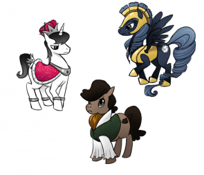 ponny leaders