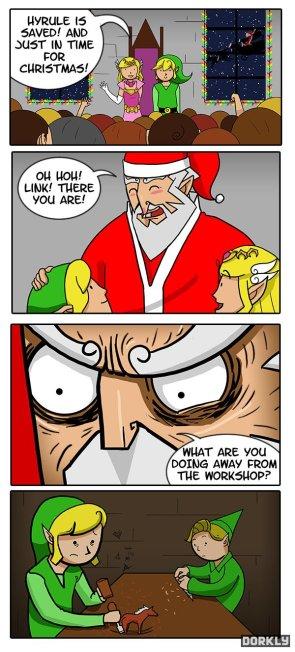 Hyrule Christmas
