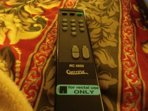 Anal Remote