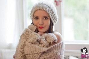 warm in blanket